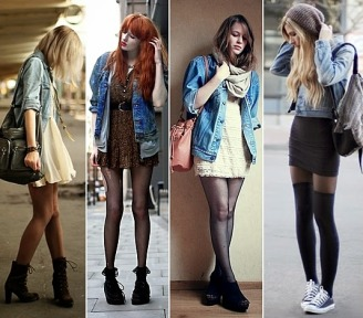 As jaquetas nunca saem de moda, e combinam com tudo. Tem como não amar?